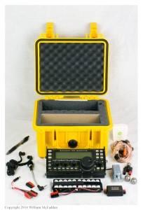 WD8RIF's KX3 Travel Kit