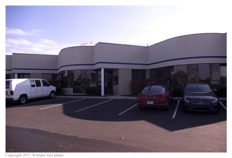 The new Universal Radio storefront at 651-B Lakeview Plaza Blvd, Worthington, Ohio