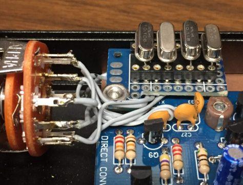 DC30B QRP Transceiver Project