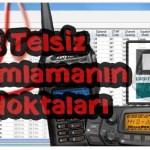 DMR Telsiz Programlamanın Püf Noktaları