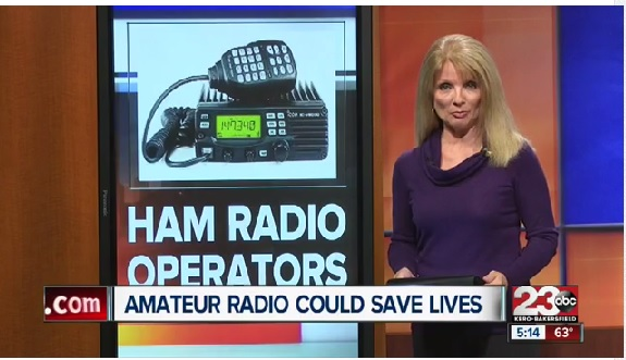 Ham Radio operators can help save lives in times of crisis