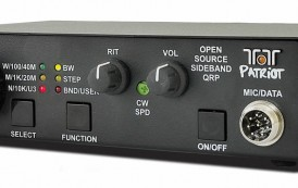 Ten- Tec 507 Patriot – Open Source Arduino-based SSB/CW QRP Transceiver