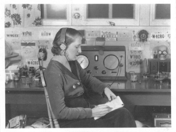 YL 33: The First Female Ham Radio Operators , and their ...