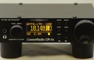 CR-1A COMMUNICATIONS RECEIVER