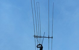 2/2 (4) element 7/10MHz Yagi (3.9m) Force12 Antennas