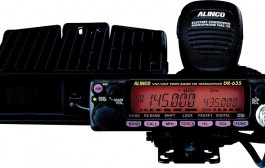 Alinco DR-635T Mobile / Base VHF / UHF
