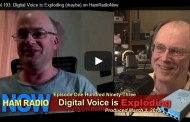 HamRadioNow : Digital Voice is EXPLODING