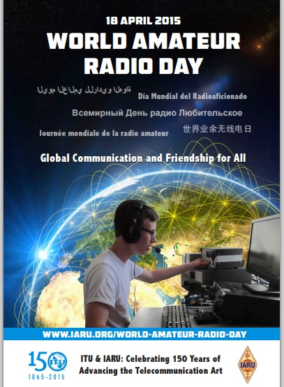World Amateur Radio Day 2015