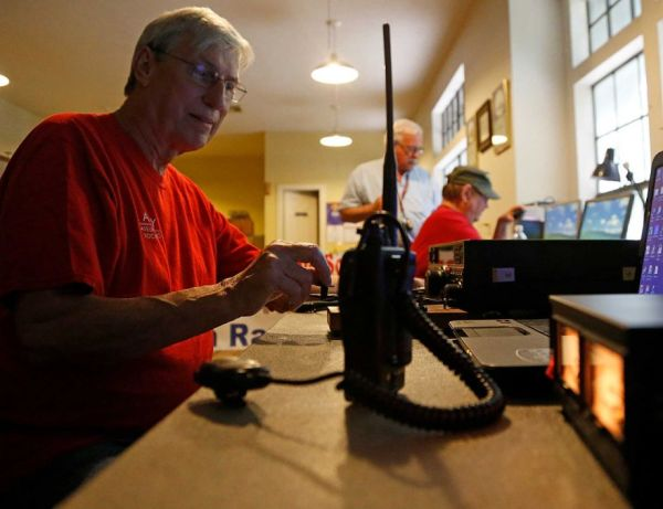 Ham radio operators ready to help as needed | QRZ Now ...