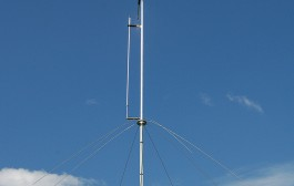 Cushcraft MA6VA – Six-Band Restricted-Space Vertical Antenna