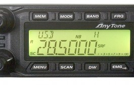 Anytone AT-6666  All-Mode 10 Meter Mobile