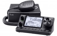 QST Product Review – IC 7100 HF/VHF/UHF Transceiver
