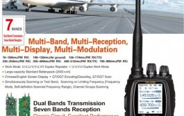 Wouxun KG-D901 DMR Digital Radio Preview