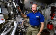ARISS to Swap Out Handheld VHF Transceivers on Space Station