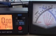 Digital SWR Power Meter MFJ-849 Comparison Review VSWR Meter