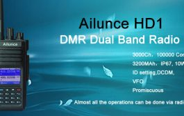 Ailunce HD1 dual band DMR Radio is coming