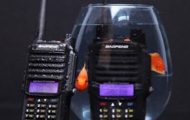 Baofeng UV-XR IP67 Waterproof Walkie Talkie 10W