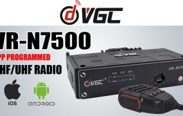 VERO VR-N7500 50W Dual Band Mobile Radio With APP Programming