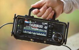 New Firmware Updates for the IC-705, IC-7300 and IC-9700 SDR Transceivers
