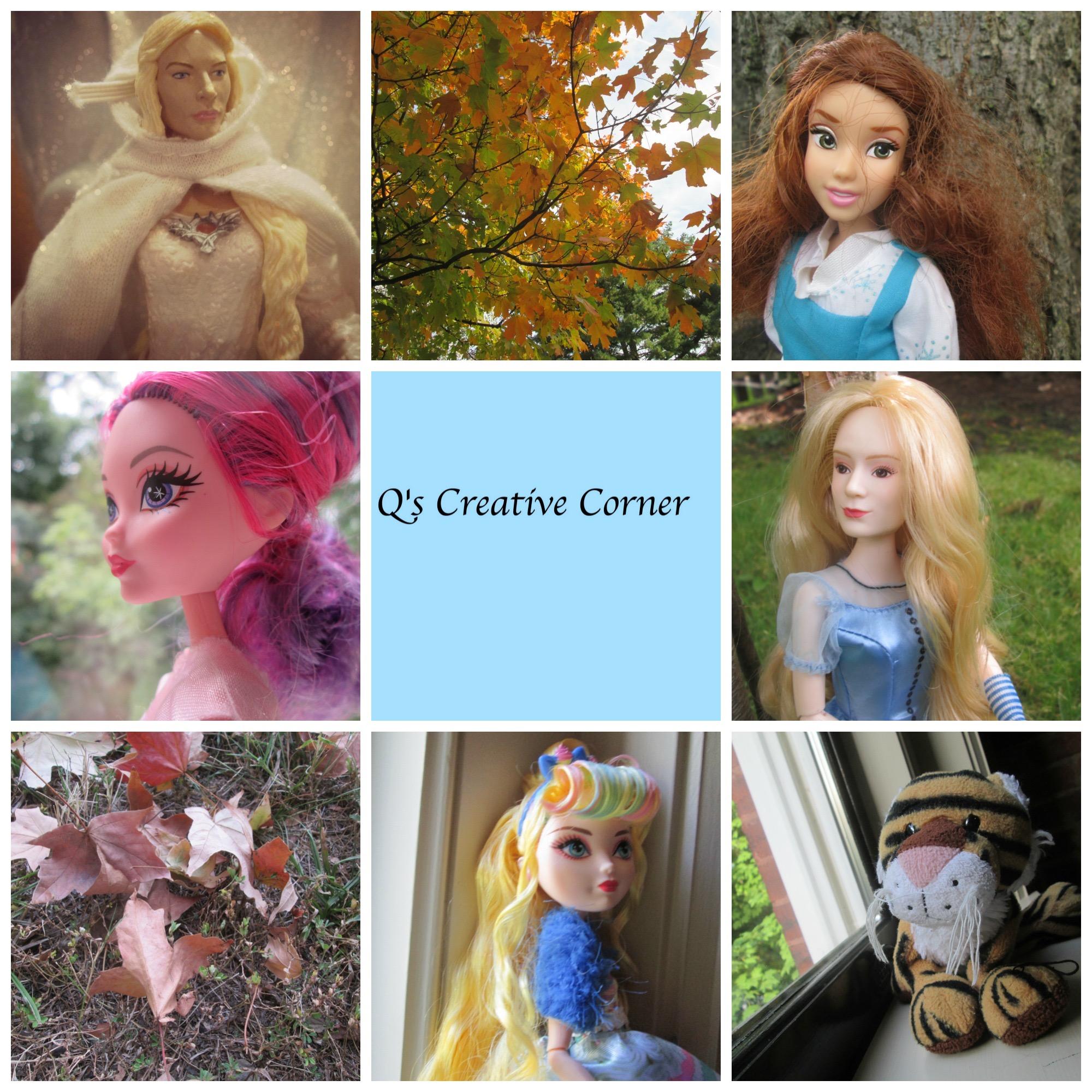 Q's Creative Corner