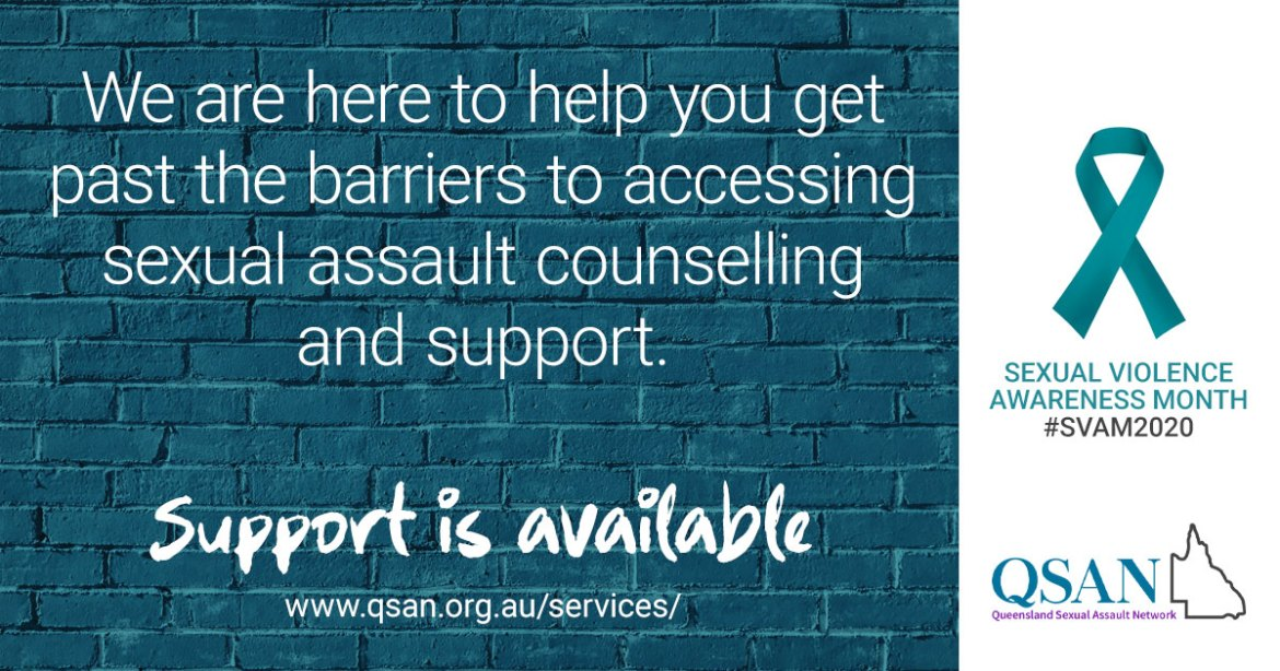 SVAM support is available - white text on a teal blue background