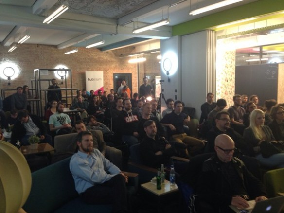 Audience QS Berlin
