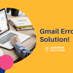 solution to gmail error 707