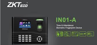 Fingerprint IN01-A | جهاز البصمة | جهاز حضور وانصراف