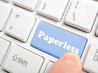 Paperless Accounting