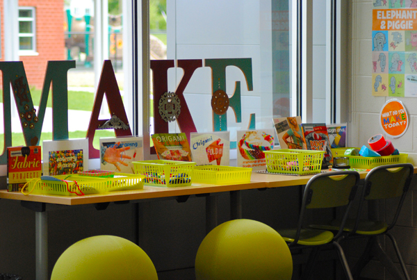 Interview: Makerspace At Kaechele Elementary School