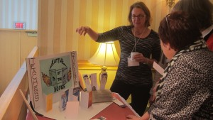 Blind date & Battle of the Books-Susan Strano3