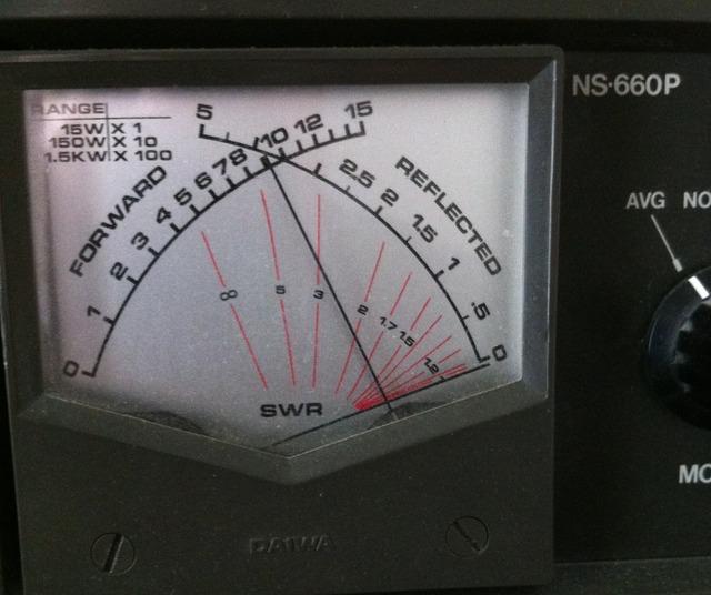 90 Watts at 50MHz