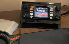 Yaesu FTM-300DE monitoring the QSO365 YSFReflector