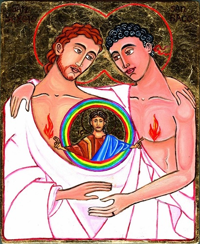 Saints sergius and bacchus homosexuality