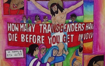 Transgender Day of Remembrance: Spiritual resources