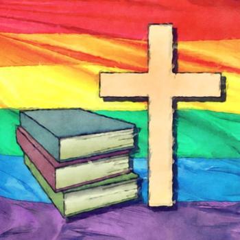 LGBTQ Christian books