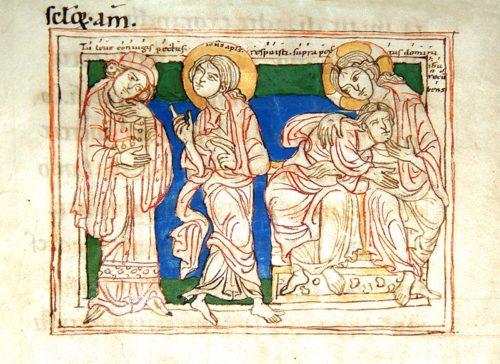The Calling of Saint John