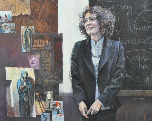 Queer theologian Marcella Althaus-Reid honored in new portrait