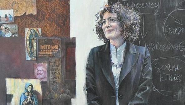 Marcella Althaus-Reid by David Martin
