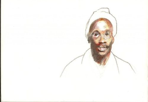 David Kato by Rod Byatt LGBT Uganda martyr