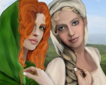 Brigid and Darlughdach: Celtic saint loved her female soulmate