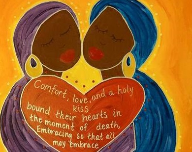 Perpetua and Felicity: Patron saints of same-sex couples