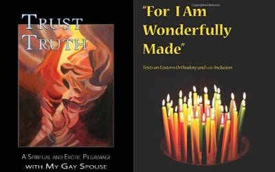"New in April: LGBTQ Christian books ""Trust Truth"" and ""For I am Wonderfully Made"""