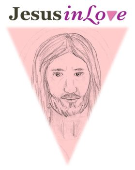 Jesus in Love logo
