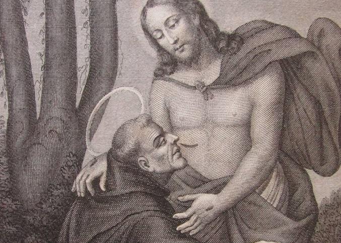 Blessed John of La Verna: Kissed by Jesus