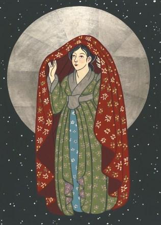 Kuan Yin by William Hart McNichols