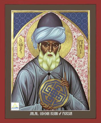 Rumi of Persia by Robert Lentz