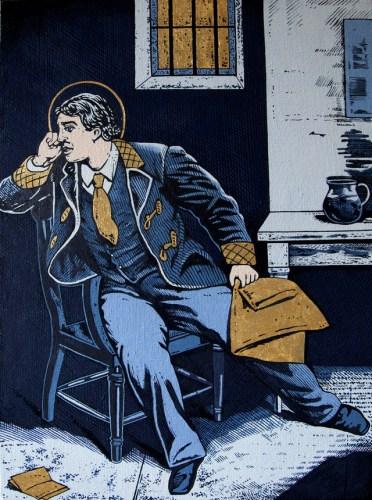 """Oscar Wilde in Prison"" by McDermott & McGough"