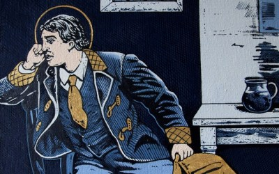 Oscar Wilde: Gay martyr with complex faith journey recalled in new art