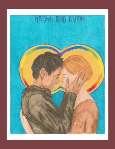 Ruth og Naomi Bibelske Kvinder der elskede hinanden-3171